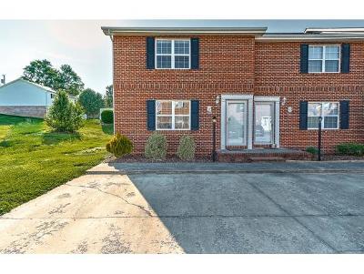 Johnson City Condo/Townhouse For Sale: 19 Lexington Court #19