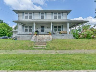 Elizabethton Single Family Home For Sale: 621 McArthur Ave