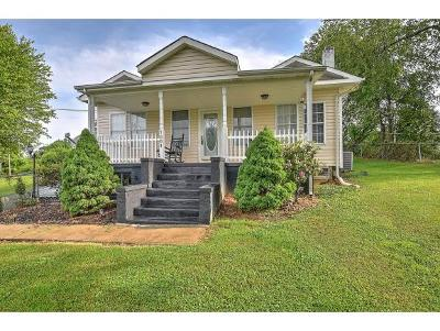 Single Family Home For Sale: 1804 Indian Ridge Rd