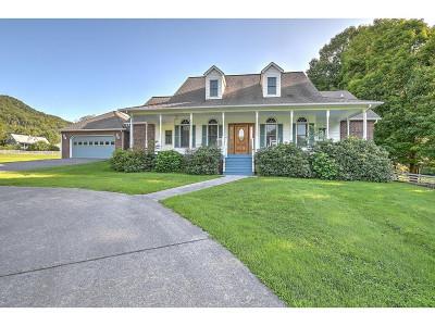 Single Family Home For Sale: 156 Heaton Creek