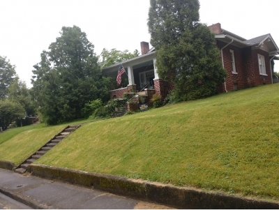 Bristol Single Family Home For Sale: 712 Piedmont