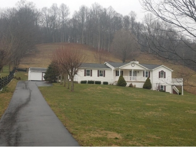 Abingdon Single Family Home For Sale: 16499 Rich Valley Road