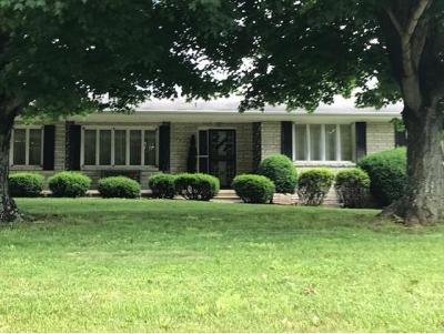 Kingsport Single Family Home For Sale: 1933 Cooks Valley Road