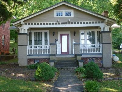 Johnson City Single Family Home For Sale: 609 W. Poplar Street