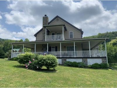 Elizabethton Single Family Home For Sale: 127 Jim Cable Road