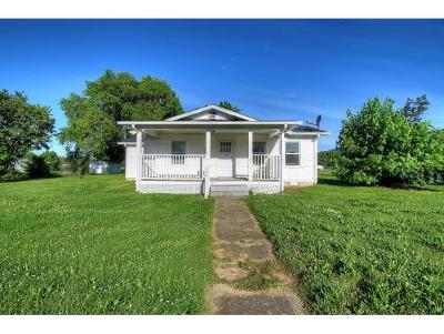 Elizabethton Single Family Home For Sale: 121 Hope St
