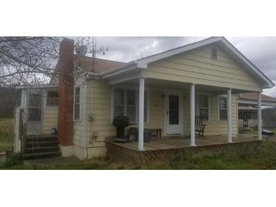 Bristol TN Single Family Home For Sale: $69,900