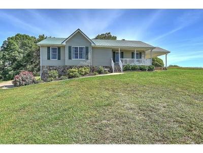 Greeneville Single Family Home For Sale: 2410 Pisgah Road