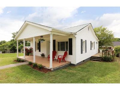 Bristol Single Family Home For Sale: 2805 Anderson St. Ext.