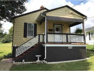 Elizabethton Single Family Home For Sale: 603 S Cedar Ave.