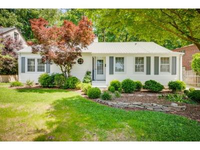 Kingsport Single Family Home For Sale: 1292 Catawba Street