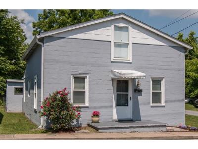 Bristol Single Family Home For Sale: 512 9th Street