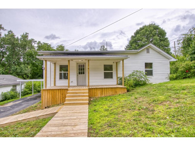 Elizabethton Single Family Home For Sale: 1106 Grove Street