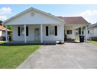 Kingsport Single Family Home For Sale: 1556 Carolina Avenue