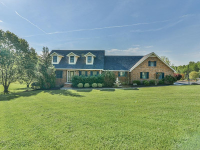 Washington-Tn County Single Family Home For Sale: 642 Boones Station Road