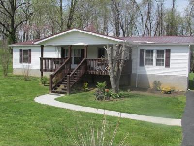 Elizabethton Single Family Home For Sale: 106 Hartsell Dr