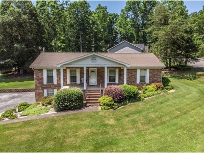 Greeneville Single Family Home For Sale: 725 E. Allens Bridge Rd.