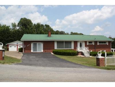 Church Hill Single Family Home For Sale: 522 Old Union Road