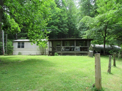 Single Family Home For Sale: 5384 Clinch Mountain Road