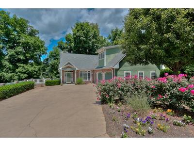 Single Family Home For Sale: 3004 Vicksburg Rd