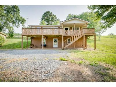 Jonesborough Single Family Home For Sale: 732 Mill Springs Road