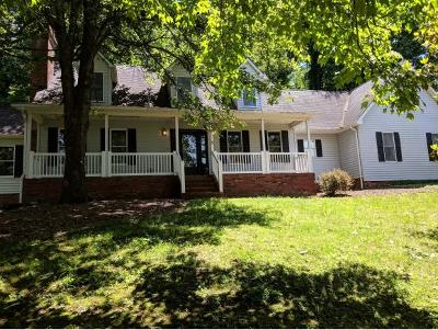 Johnson City Single Family Home For Sale: 1502 Kings Row