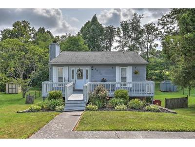 Johnson City Single Family Home For Sale: 1813 Glen Echo