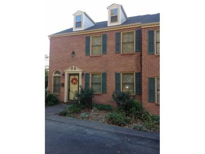 Elizabethton Condo/Townhouse For Sale: 200 West F #14