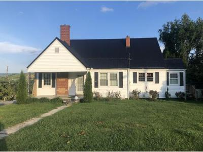 Single Family Home For Sale: 111 Old Stage Road