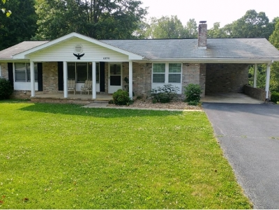 Jonesborough Single Family Home For Sale: 1270 Fordtown Road