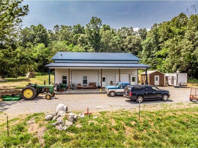 Greeneville Single Family Home For Sale: 376 Gibson Rd