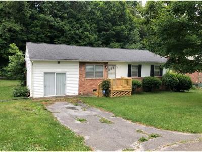 Gray Single Family Home For Sale: 303 Cedar Valley Blvd