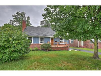 Kingsport Single Family Home For Sale: 1449 Warpath Drive