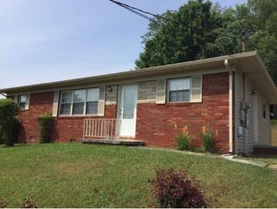 Morristown, Morrristown, Talbott, Talbot Single Family Home For Sale: 1518 NW Cherokee Drive