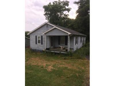 Johnson City Single Family Home For Sale: 456 Oak Grove Road
