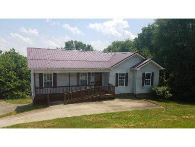 Kingsport Single Family Home For Sale: 1625 Sevier Terrace Drive