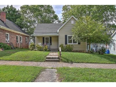 Johnson City Single Family Home For Sale: 420 West Poplar