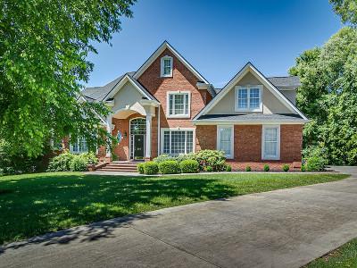 Kingsport Single Family Home For Sale: 161 Golf Ridge Dr