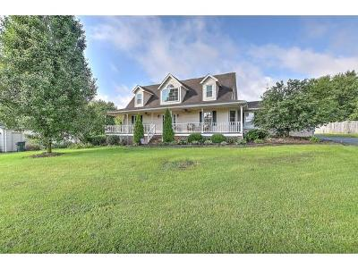 Gray Single Family Home For Sale: 112 Bentwood Lane