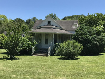 Single Family Home For Sale: 1225 Brown Rd