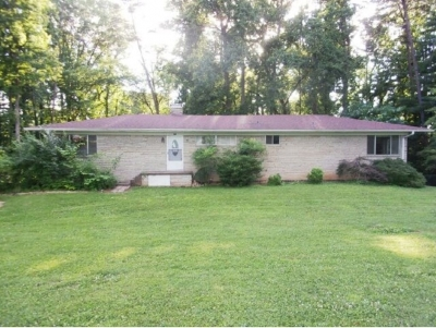 Morristown Single Family Home For Sale: 421 E Apple Blossom Lane
