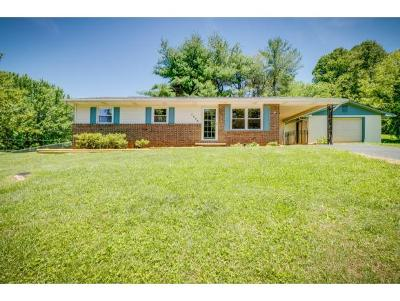 Single Family Home For Sale: 1509 Sun Valley Rd