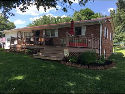 Johnson City TN Single Family Home For Sale: $109,900