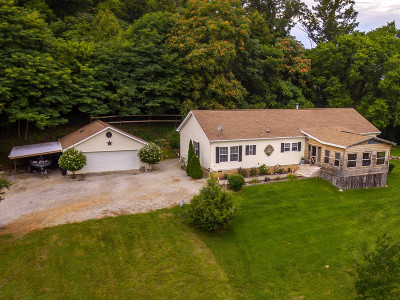 Single Family Home For Sale: 2175 Haag Store Rd