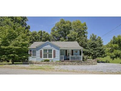 Elizabethton Single Family Home For Sale: 1444 Southside Rd