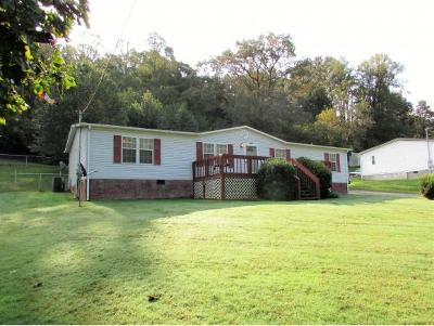 Johnson City TN Single Family Home For Sale: $97,900