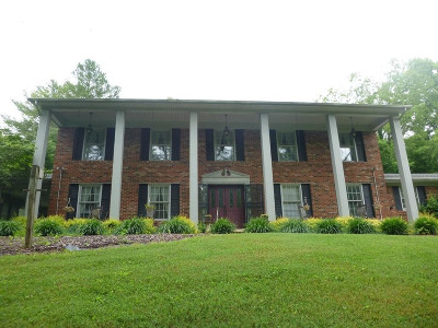 Kingsport Single Family Home For Sale: 308 Hidden Valley Road