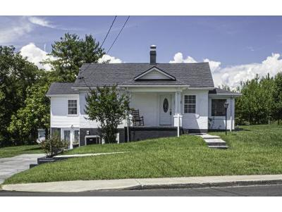 Kingsport Single Family Home For Sale: 1834 Fort Robinson Drive