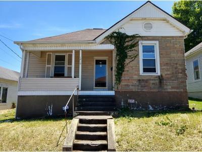 Bristol Single Family Home For Sale: 1210 Windsor Ave