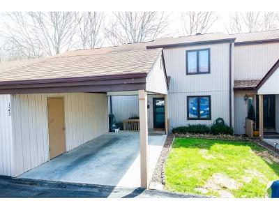 Bristol VA Condo/Townhouse For Sale: $119,000